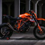 Meet the KTM 1290 Super Enduro R. What if... 3