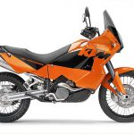 Adventure Bikes Comparison: Weight & Power. How they changed through the years 15