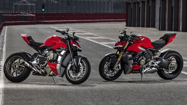 Ducati Streetfighter V2 is coming. First details 1