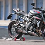 New updates coming to the Triumph Street Triple R. Would you buy one? 2