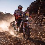 Dakar 2020: Early crash for Branch 3