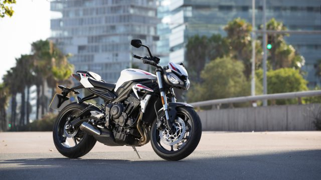 2020 Triumph Street Triple S looks cool with updates 1