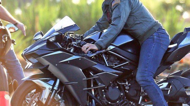 Top Gun 2 Maverick Motorcycle