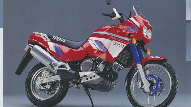 Yamaha XTZ750 93  6