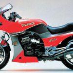 Kawasaki GPZ900R might return. Rumours from Japan 4