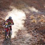 Dakar 2020, stage two: Branch roars to victory. Sunderland on top overall 9
