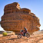 Dakar 2020, Day three: Brabec shines in Noem 2