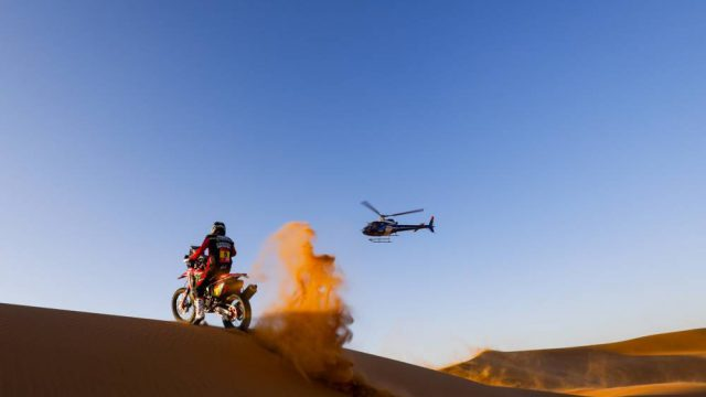 Dakar 2020, Day Seven: Kevin Benavides victorious. Brabec increases overall lead 1