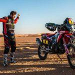 Ricky Brabec wins the 2020 Dakar Rally 2