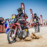 Ricky Brabec wins the 2020 Dakar Rally 8