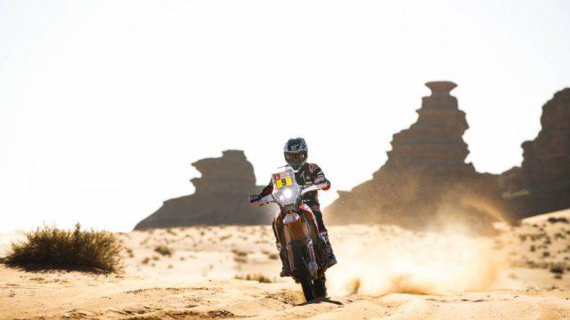 Dakar 2020, Day three: Brabec shines in Noem 1