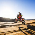 Dakar 2020: Toby Price wins the first stage 8