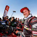 Ricky Brabec wins the 2020 Dakar Rally 7