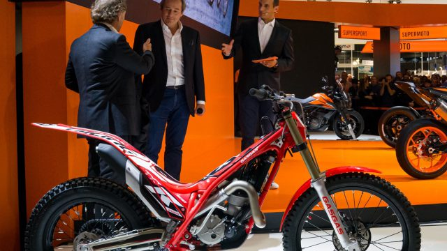 GasGas will build street motorcycles 1
