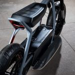 Harley-Davidson Electric Scooter heading for production. Here are the design sketches 6