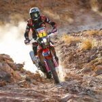 Dakar 2020, stage two: Branch roars to victory. Sunderland on top overall 2