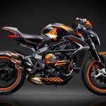 """Want to feel special? MV Agusta unveiled the """"TheArsenale"""" Dragster 800 RR special edition 7"""