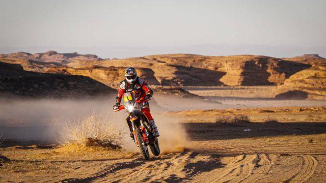 Dakar 2020, Day Five: Price takes another win 10