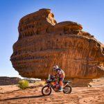 Dakar 2020, Day three: Brabec shines in Noem 4
