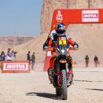 Ricky Brabec wins the 2020 Dakar Rally 13