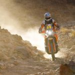 Dakar 2020, stage two: Branch roars to victory. Sunderland on top overall 10
