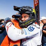 Ricky Brabec wins the 2020 Dakar Rally 15