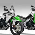 Kawasaki KLX 700 could join the adventure game. Would you buy it? 3