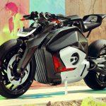 Meet the BMW E-Power Roadster Concept: 200 Nm of Torque 21