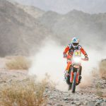 Dakar 2020: First stage win for Sunderland 21