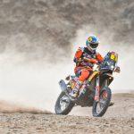 Dakar 2020: First stage win for Sunderland 23
