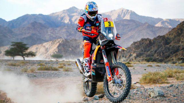 Dakar 2020: First stage win for Sunderland 10