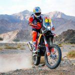 Dakar 2020: First stage win for Sunderland 3