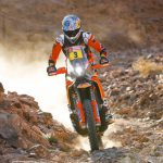 Dakar 2020, stage two: Branch roars to victory. Sunderland on top overall 11