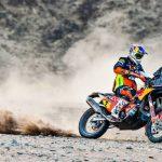 Dakar 2020: First stage win for Sunderland 5