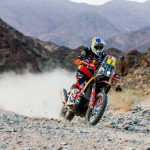 Dakar 2020: First stage win for Sunderland 7