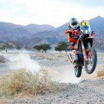 Dakar 2020: First stage win for Sunderland 9