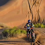 Dakar 2020, Day 11: Quintanilla wins the penultimate stage of the rally 10