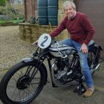 This guy is selling his 1930 Norton CSI vintage motorcycle to save a Church 11