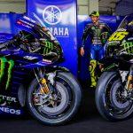 2020 Yamaha YZR-M1 MotoGP bike launched. Rossi's last factory bike 20
