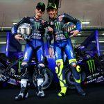 2020 Yamaha YZR-M1 MotoGP bike launched. Rossi's last factory bike 24
