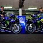 2020 Yamaha YZR-M1 MotoGP bike launched. Rossi's last factory bike 26