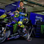 2020 Yamaha YZR-M1 MotoGP bike launched. Rossi's last factory bike 9