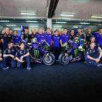 2020 Yamaha YZR-M1 MotoGP bike launched. Rossi's last factory bike 15