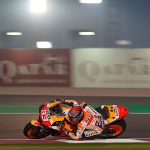 2020 MotoGP top speed: Yamaha's as fast as Honda at the Qatar tests 3