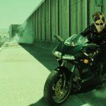 Keanu Reeves rides a Ducati Scrambler in Matrix 4. Leaked photos show 7