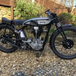 This guy is selling his 1930 Norton CSI vintage motorcycle to save a Church 10