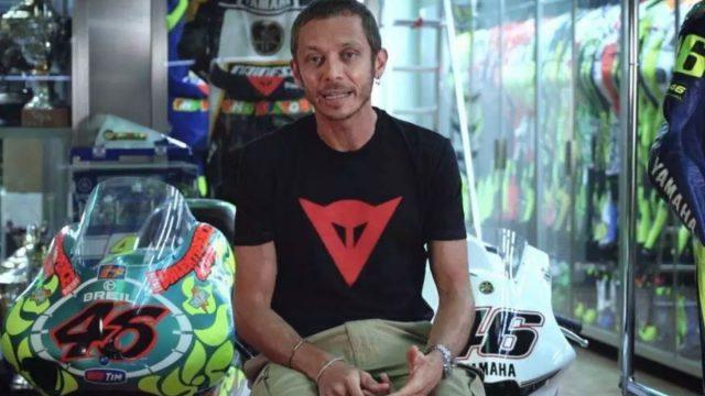 Valentino Rossi's secret museum revealed in a video 2