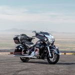 2020 Indian Roadmaster Elite unveiled. A new chrome polished American cruiser 7