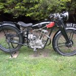 This guy is selling his 1930 Norton CSI vintage motorcycle to save a Church 12
