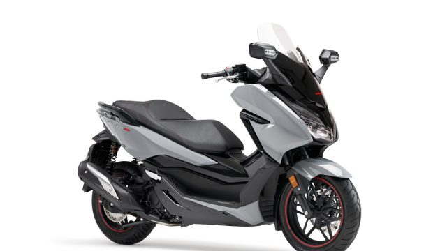 2020 Honda Forza 300 unlimited edition unveiled 1